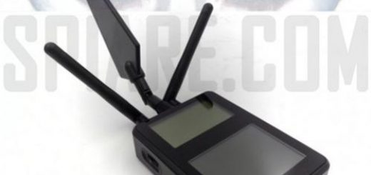 Scanner telecamere wireless
