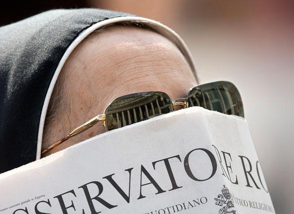 servizi segreti papali