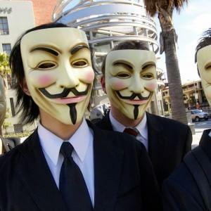 hacker anonymus