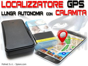 Localizzatore GPS Tracker satellitare