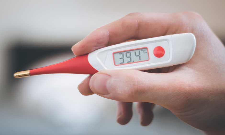 Termometro Come Misurare La Febbre E La Temperatura Corporea Termometro oberflächenmessgerät infrarossi senza contatti per neonati, adulti. termometro come misurare la febbre e