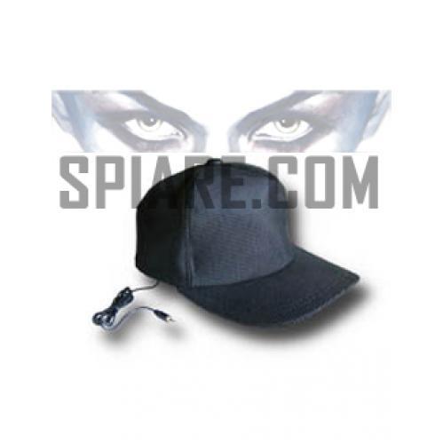 Microcamera filare nascosta in berretto