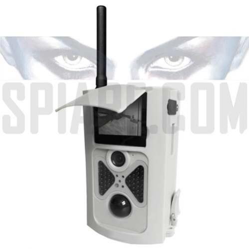 Fototrappola GSM MMS Telecamera Infrarossi da esterno