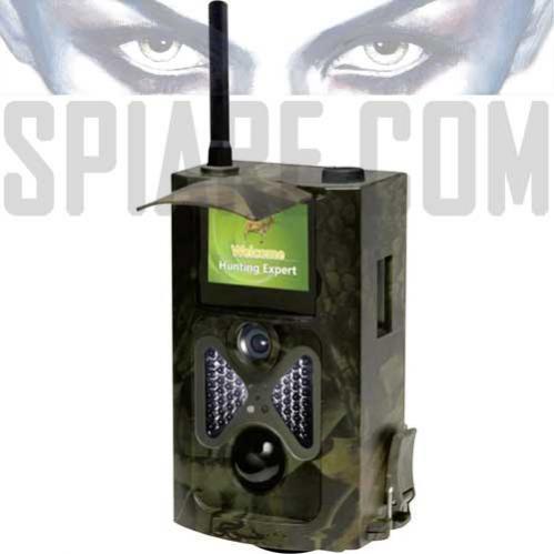 Fototrappola GSM Telecamera Infrarossi esterno 8 megapixel