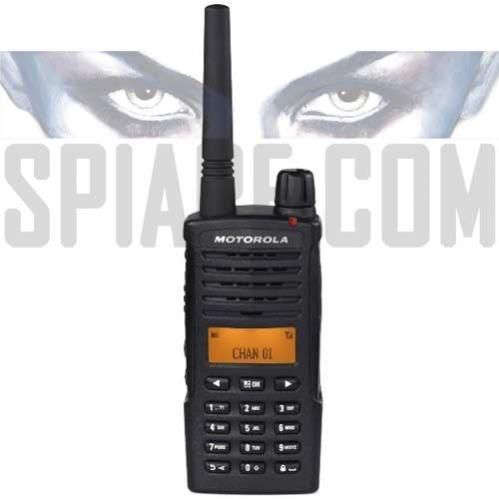 Walkie Talkie Ricetrasmittenti Motorola XT660d senza carica batteria