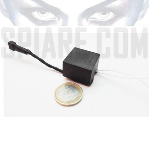 Alimentatore stabilizzato per microspia GSM a 220 Volt