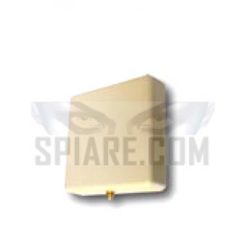 Antenna direzionale di tipo planare che consente un guadagno di circa 6 dB.