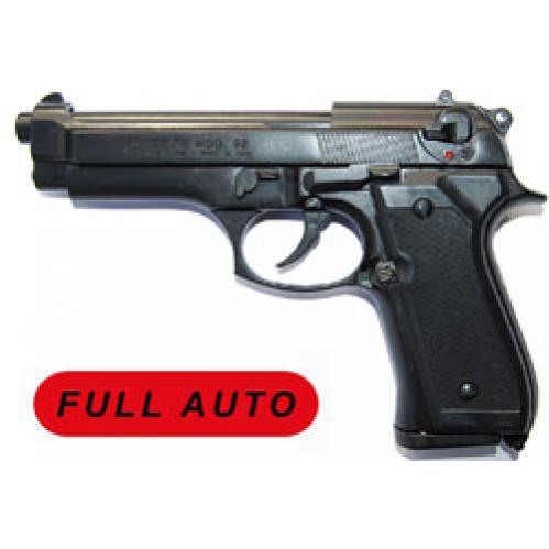 Pistola a Salve Bruni stile Beretta M92 - 8mm AUTOMATICA