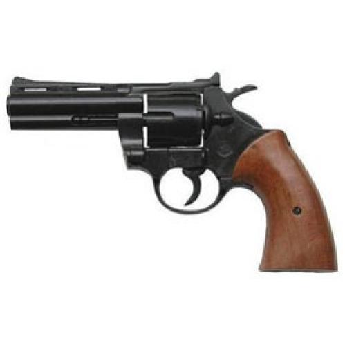 REVOLVER a SALVE Bruni MAGNUM NERA - Replica del revolver Colt Python 4