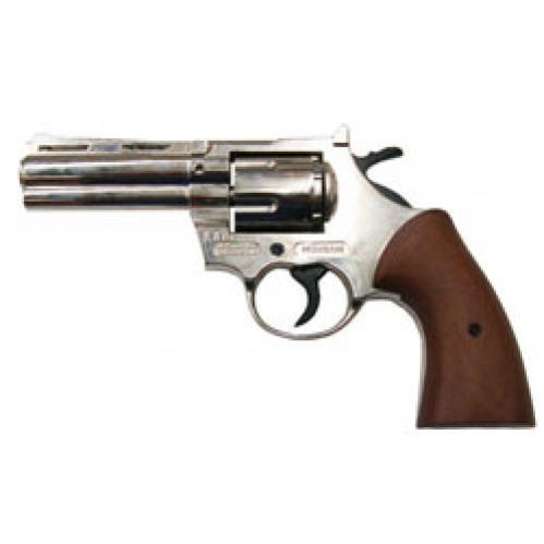 REVOLVER a SALVE Bruni MAGNUM NIKEL - Replica del revolver Colt Python 4