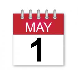 Chiusura aziendale per ponte primo maggio 2018