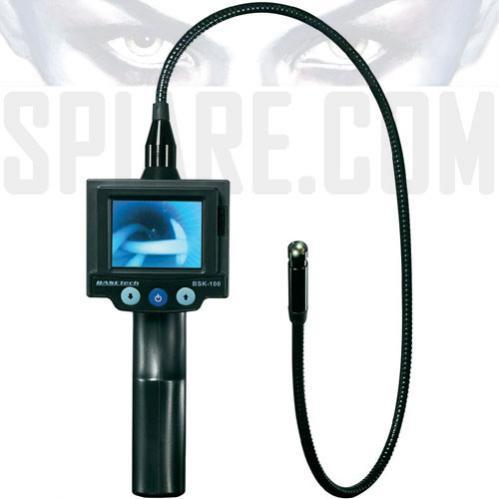 Endoscopio con sonda Basetech BSK-100 per ispezioni