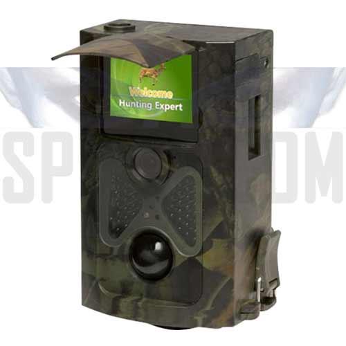 Fototrappola Telecamera con led infrarossi invisibili