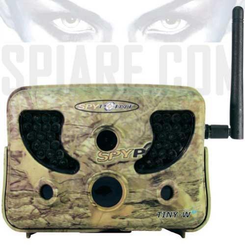 Fototrappola telecamera wireless per caccia mimetica