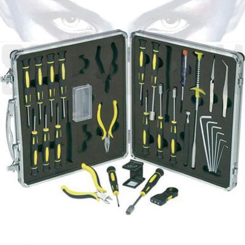 Kit di utensili per elettricisti 30 pezzi di attrezzi