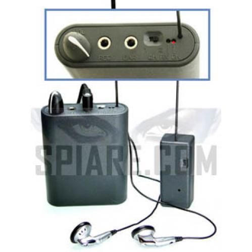 Kit Microspie ambientali per ascolto diretto