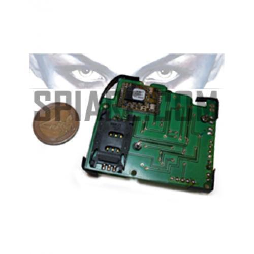 Micro Localizzatore GPS GPRS/SMS con Antenne integrate con Ascolto ambientale a distanza