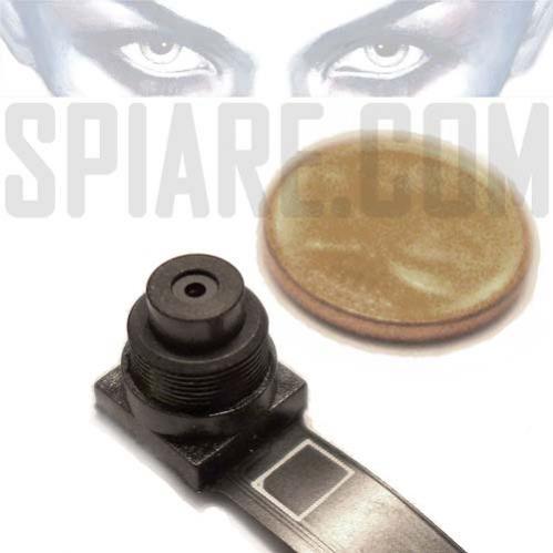 Microcamera infrarossi invisibili