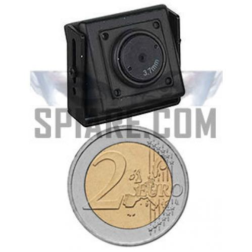 Microtelecamera cablata a colori con audio