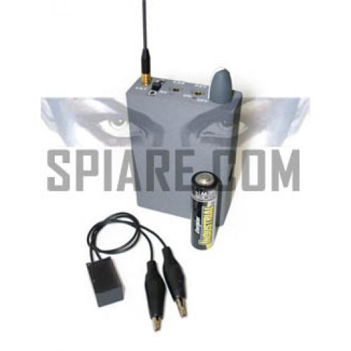 Kit Microspia telefonica con ricevitore dedicato