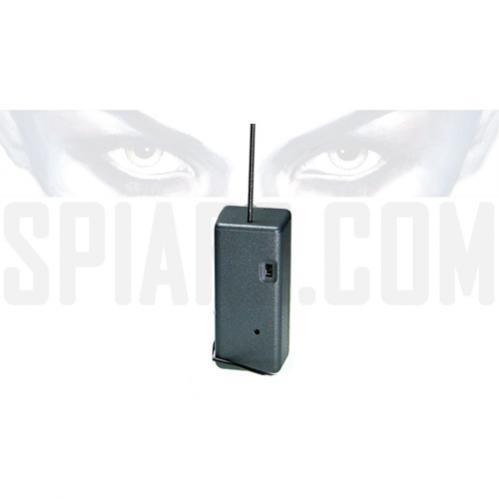 Microspia ambientale per ascolto audio in diretta