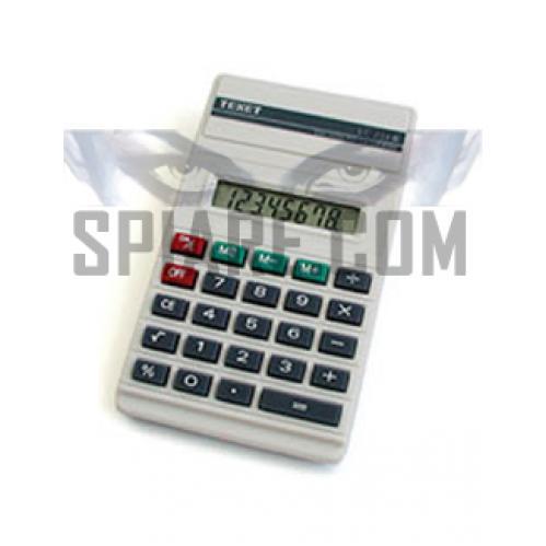 Microspia occultata in una calcolatrice funzionante