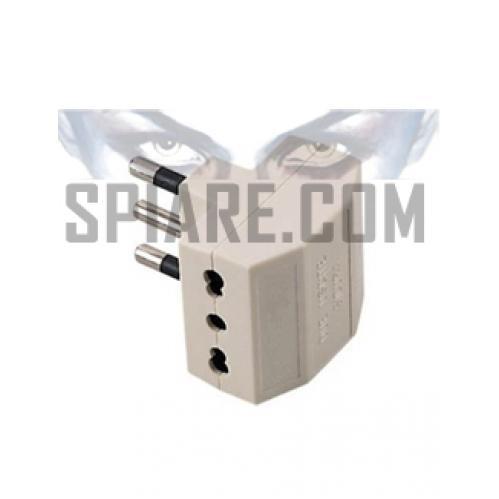 Kit Microspia nascosta in doppia spina con ricevitore dedicato