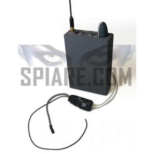 Kit Microspia con ricevitore dedicato