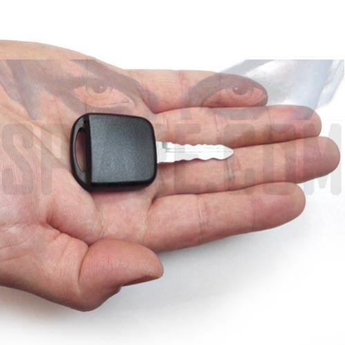 Microspia Registratore Audio nascosta in Chiave Auto
