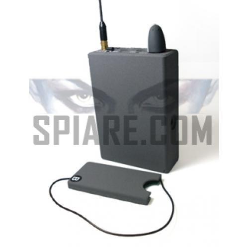 Kit Microspia ad attivazione vocale con ricevitore dedicato