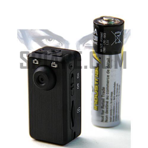 Microtelecamera Spia con Registratore su Memoria micro SD