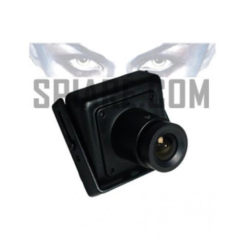 Mini Telecamera Spia con Teleobiettivo ad alta risoluzione ed alta sensibilità