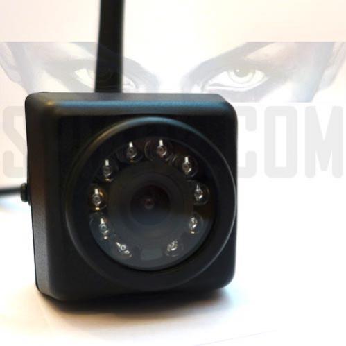 Mini telecamera esterno wifi con led infrarossi invisibili - Telecamera nascosta in camera da letto ...