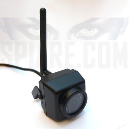 Mini telecamera esterno wifi con led infrarossi invisibili for Telecamere x esterno