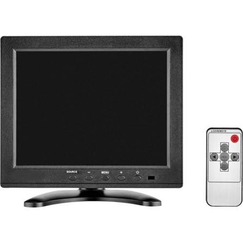 Monitor LCD per videosorveglianza 20.3 cm 8 pollici