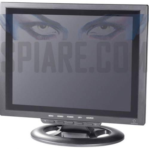 Monitor LCD CCTV da 30,48 Cm per video sorveglianza