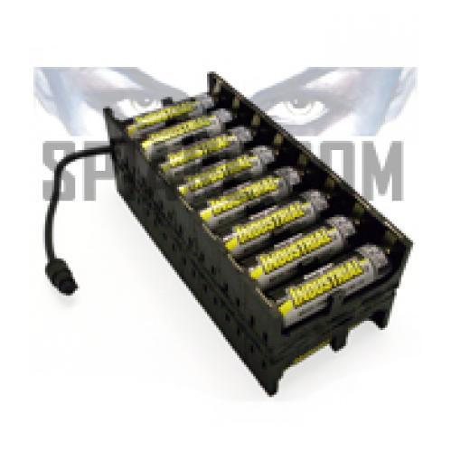 Pacco batteria da 16 pile per nostri registratori Olympus