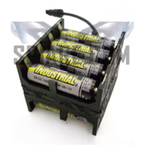 Pacco batteria da 8 pile per nostri registratori Olympus