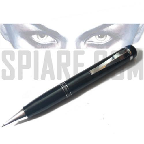 Registratore audio nascosto in penna con lunga durata di batteria e funzione di attivazione vocale