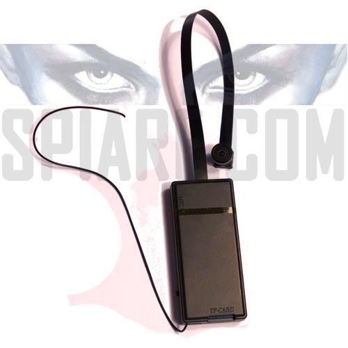 Telecamera Spia con lente grandangolare 180° registra su Memoria Micro SD