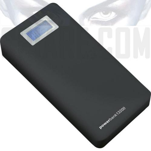 Power bank carica batteria per smartphone da 13200 mAh