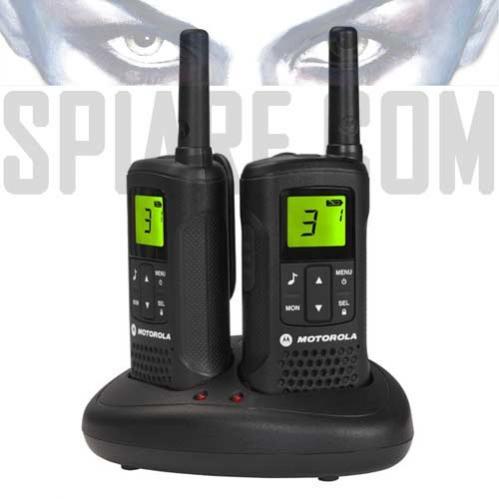 Walkie Talkie Coppia di Ricetrasmittenti Motorola TLKR T60