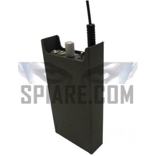 Ricevitore dedicato per microspia UHF criptata