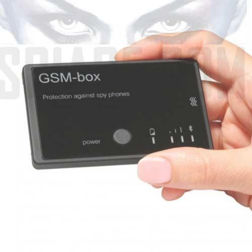 Rilevatore di Attivazione illecita di Telefoni Cellulari - Spy Phone - Cellulari Spia