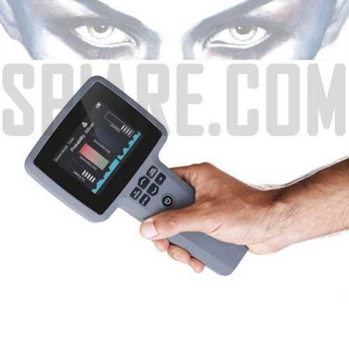 Rilevatore di microspie per trovare un registratore vocale nascosto in casa o automobile