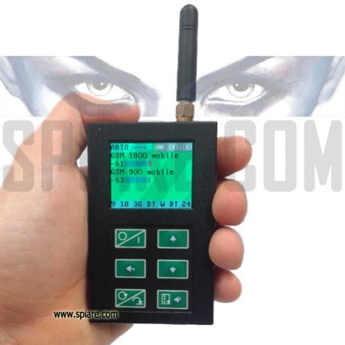 Apparecchio professionale Cellulari Microspie digitali Telecamere UMTS