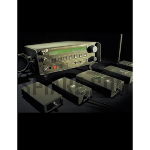 Sistema professionale per la bonifica da microspie