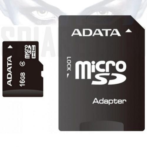 Scheda di Memoria Micro SD 16 GB