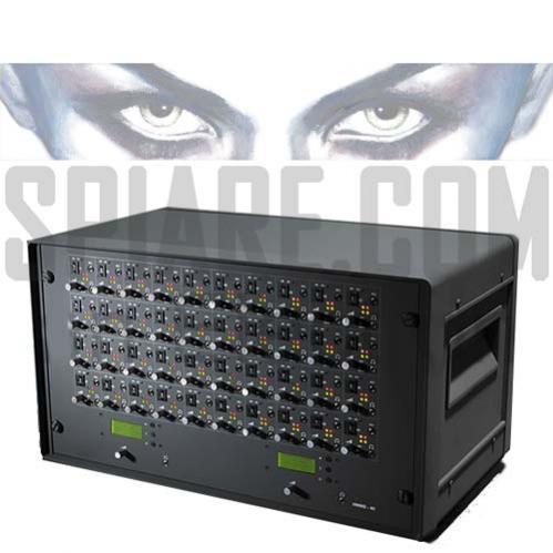 Sistema audio cablato a 40 canali audio