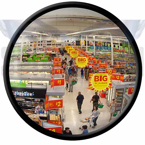 Specchio parabolico di Sicurezza a forma circolare